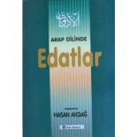 Arap Dilinde Edatlar..