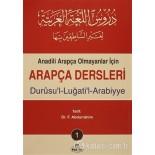 Anadili Arapça Olmayanlar..